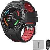 Quiet.T Reloj Deportivo con GPS SMA-M1, Rastreador de Ejercicios a Prueba
