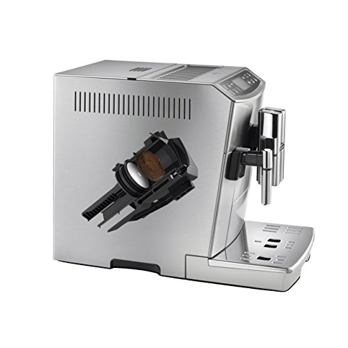 41C3YyjuF0L. SS500  - De'Longhi Primadonna S Evo, Fully Automatic Bean to Cup Coffee Machine, Espresso and Cappuccino Maker,Stainless Steel…