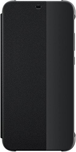 Flip Cover Case (Huawei 51992313 P20 Lite Flip Tasche Schwarz)