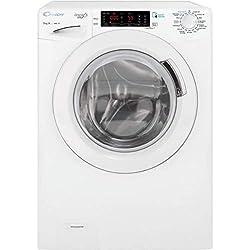 Candy GVS 1413TH3/1-47 machine à laver Autonome Charge par-dessus Blanc 13 kg 1400 tr/min A+++ - Machines à laver (Autonome, Charge par-dessus, Blanc, Rotatif, Tactil, Gauche, Blanc)