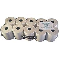 eposbits® marca rollos para Casio SE-G1 SEG1 se G1 blanco rollos de caja