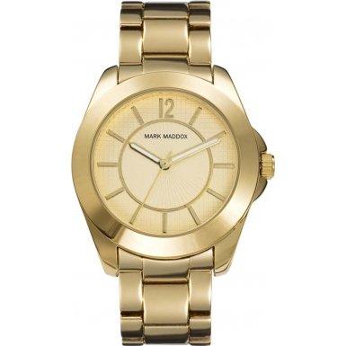 mark-maddox-mm3004-95-reloj-de-cuarzo-para-mujer-correa-de-otros-materiales-color-dorado