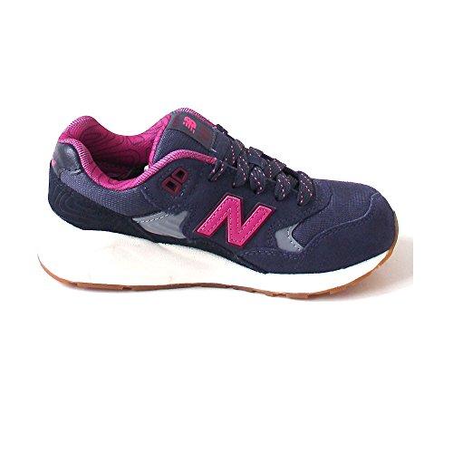 New Balance KL580WPG, Sneaker Ragazza Viola