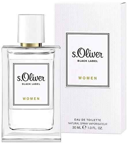 s.Oliver BLACK LABEL Women Eau de Toilette. 30 ml Spray.
