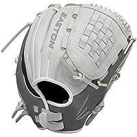 Easton 2020 Ghost Fastpitch - Guante de softbol (12'': GH1201FP - 8067947, Jarra de 12 Pulgadas, Talla única, Tela Dividido.
