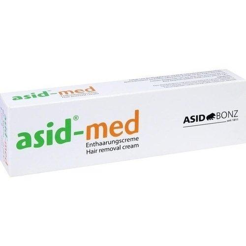 Enthaarungs Creme Asid-med, 75 ml