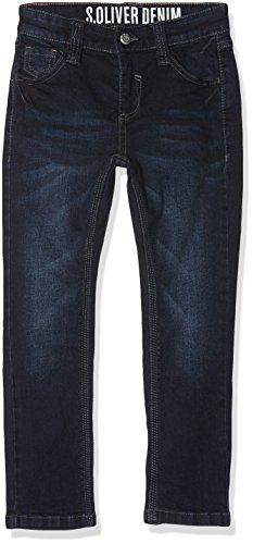 s.Oliver Junior Jungen 74.899.71.0512 Jeans, Blau (Blue Denim Stretch 58z2), 128