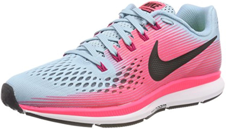 Nike W Air Zoom Pegasus 34 (W), Zapatillas de Trail Running para Mujer