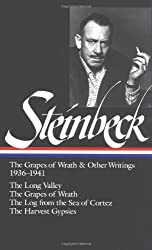 John Steinbeck: The Grapes of Wrath and Other Writings 1936-1941: The Grapes of Wrath, The Harvest Gypsies, The Long Valley, The Log from the Sea of Cortez (Library of America) by John Steinbeck (1996-09-01)