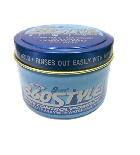 Luster's Scurl 360 Style Wave Control Pomade 85g -