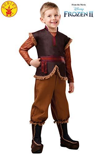 Rubie's 300445 5-6 Disney Frozen 2 Faschingskostüm Jungen - Kristoff Kostüm Für Jungen