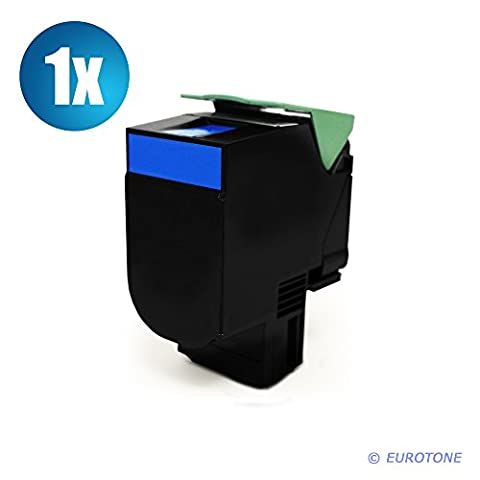 Refill Toner Lexmark X543 X544 X546 X548 C546 C540 C543 C544 C540H1KG C540H1CG C540H1MG C540H1YG C540 C543 C544 Cyan