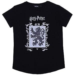 b581ef132 Camiseta con Lentejuelas Harry Potter niña