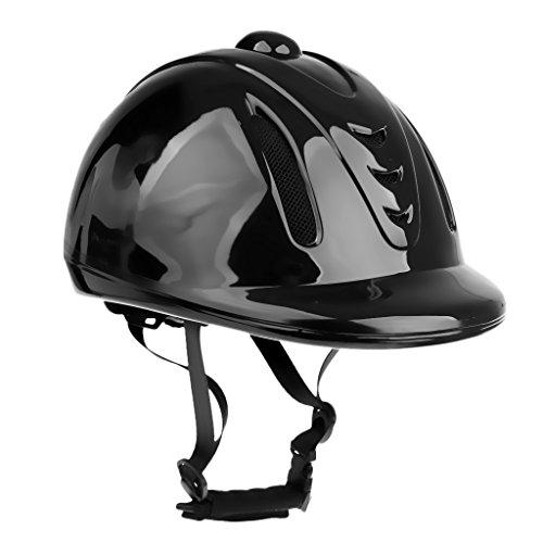 Segolike Adjustable Equestrian Helmet Safety Horse Riding Hat Head Protective...