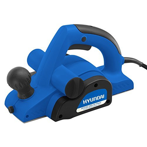 Hyundai HY2162 650w Corded Electric 230V Planer
