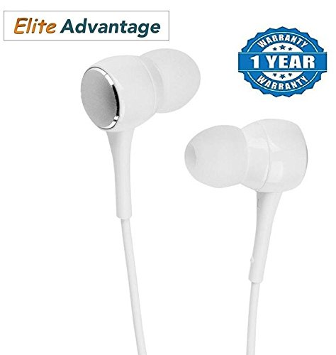 earphone Compatible Earphone For Xiaomi MI Y1 / Mi Y1 Lite / Mi4 / Mi4i / Redmi Note 4 /Redmi Note 3 / Redmi 3s / Redmi 3s Prime / Redmi 2 / Redmi 2s / Redmi 2 Prime / Mi Note 4G / Mi Note 2 Redmi 2S Compatible In- Ear Headphone | Earphones | Head phones| Handsfree | Headset | Universal Headphone | Wired | MIC | Music | 3.5mm Jack | Calling | Earbuds | Microphone| Bass Bost Sound | Original Earphone like Performance Best High Quality Sound Earphones , MP3 Players, Mobile, Oval Design