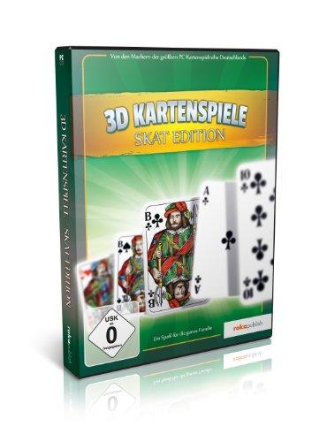 3D Kartenspiele Skat Edition