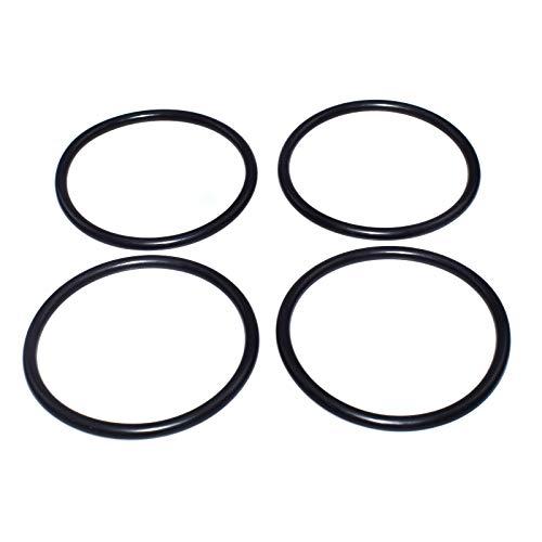 Neue 4 PCS Motor Wasser Pumpe O-Ring-Dichtung Dichtung 11511711484 Für BMWS E36 E39 E46 E64 E85 E92 Z3 M3 M6 M5 323 325 328 525 530 330 (M3 Motor E46)