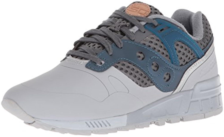 Saucony Grid SD HT scarpe da ginnastica Uomo 70388 01 01 01 grigio blu   Prima qualità  f26d0c