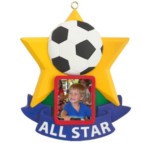 Emerald Innovations Soccer All Star 1.8 LCD Ornament with 16MB Internal Memory by Emerald Innovations Emerald Innovationen 1.8