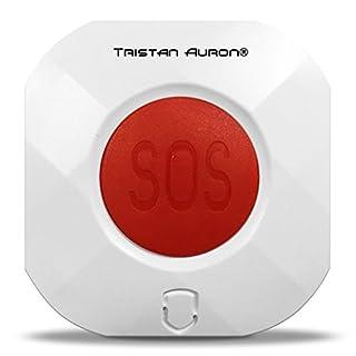 Tristan Auron Shield SOS Notfallknopf Zubehör für Guardian Kit Alarmanlage Smart Home