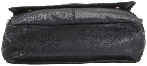 Tom Tailor Acc KENTUCKY 10027 Herren Umhängetaschen 38x30x12 cm (B x H x T) Schwarz (schwarz 60)