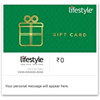 Flat 7% off at checkout  Lifestyle E-Gift Card