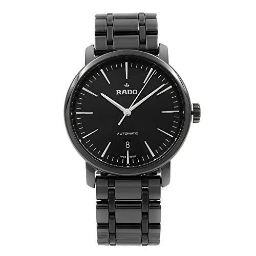 Rado Herren-Armbanduhr 41mm Armband Keramik Schweizer Automatik R14073182