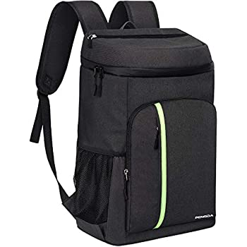 Cooler Bag Lunch Hiking Camping Picnic Blue Backpack Work Fully Insulated