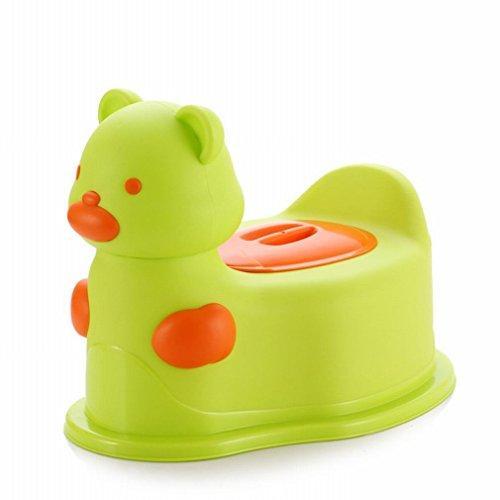 HM Baby Cubs Kinder Toilette Säugling Toilette,Grün