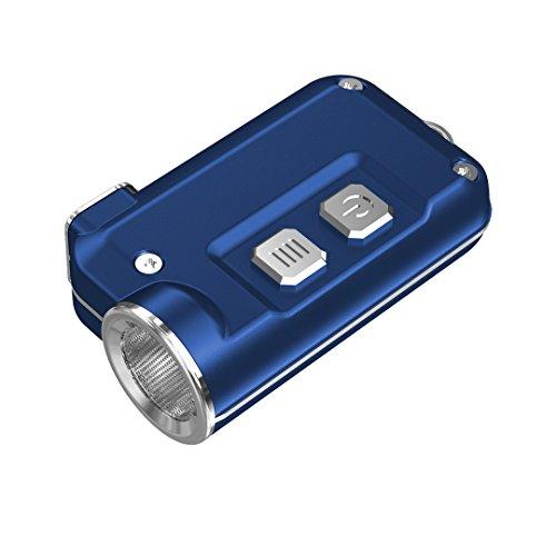 Wiegen Möbel (Nitecore TINI, blau Taschenlampe, One Size)