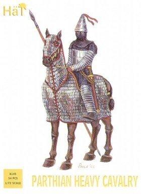 HÄT 8145 Parthische Schwere Kavallerie 1:72  54 Teile Bausatz