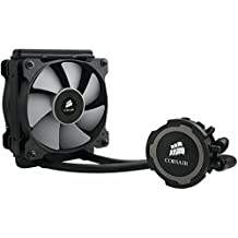 Corsair CW-9060015-WW Hydro Series H75 120 mm High Performance All-in-One Liquid CPU Cooler (Certified Refurbished)
