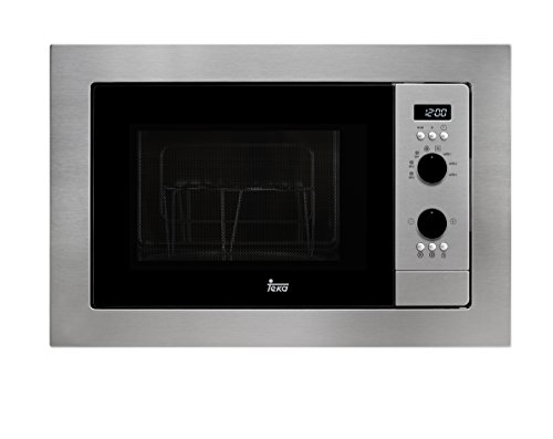 Teka MS 620 BIH Microondas sin grill 1100 W, 20 litros, Otro, Gris