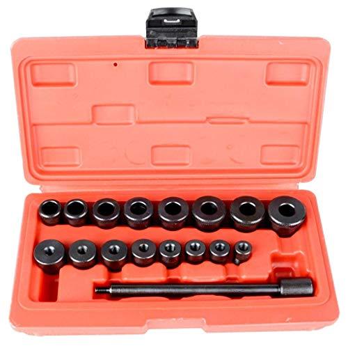 MA87 Autoreparatur Universelles Kupplungsausrichtungswerkzeug 17-teiliges Kupplungsausrichtungswerkzeug für alle Fahrzeuge - Handschuh-set Kleinkind Hat