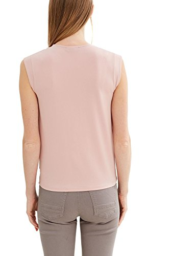 ESPRIT Collection Damen T-Shirt Rosa (Nude 685)