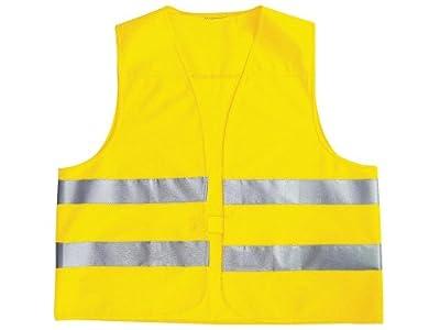 APA 31074 Warnweste für Kinder DIN EN1150:1999, gelb