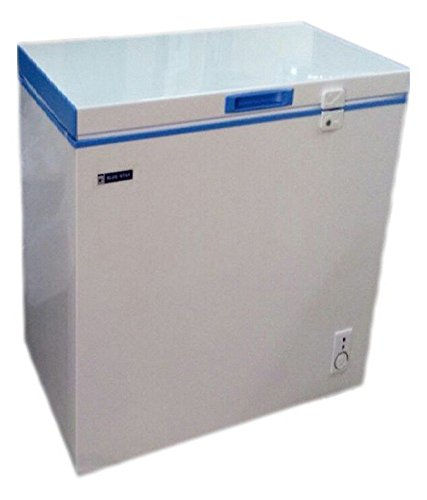 Blue Star deep freezer 100 liter
