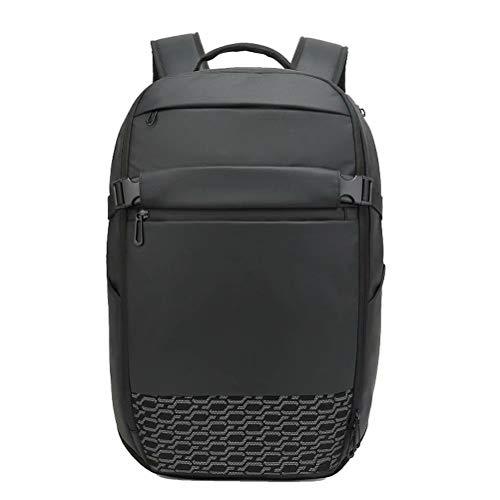 Erweiterbare Laptop-tasche (Zonlin Business Herren Rucksack Multifunktions erweiterbare Laptoptasche Wasserdichter Outdoor-Reiserucksack gegen Diebstahl)