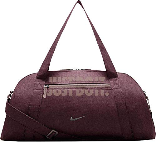 Nike Damen Gym Club Sporttasche, Burgundy Crush