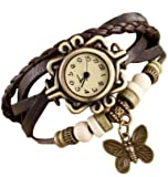 #3: Zdelhi.Com Analogue White Dial Girl'S Watch- Zbw1