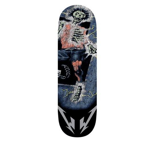 Metallica Skateboard Deck Design: Ride the Lightning -
