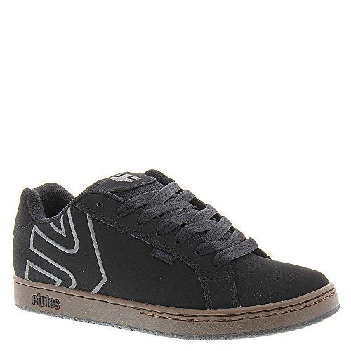 Etnies FADER, Chaussures de Skateboard homme Black/Charcoal/Gum