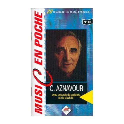 Music en poche n° 18 : Aznavour - Hit Diffusion