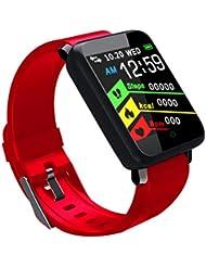 Ching Fitness Contador De Reloj Inteligente Monitor Pulsera Desata Tu Carrera Proyector PodóMetro Deportivo Contador Mujeres