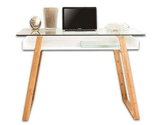 Scrivania Vintage Bianca : Bonvivo massimo scrivania da ufficio scrivania in legno