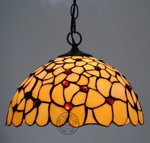 ANN Lights Tiffany-style Natural shell Material Pendant Light Aisle lights Entrance lights
