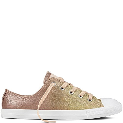 Converse Chuck Taylor CTAS Dainty Ox Synthetic, Chaussures de Fitness Femme