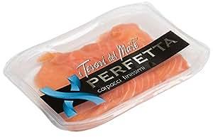 Fetta Perfetta - Salmone norvegese affumicato a fette - 80 gr