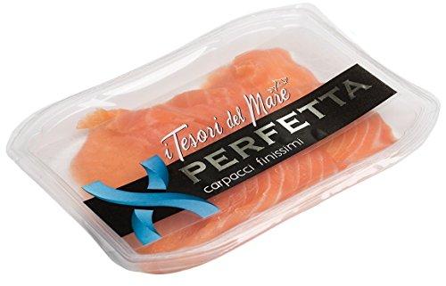 Fetta perfetta - salmone norvegese affumicato a fette - 3x80 gr